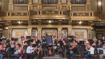 Beethoven y una Marcha Radetzky sin pasado nazi, en el Concierto de Año Nuevo