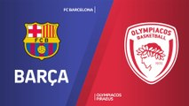 FC Barcelona - Olympiacos Piraeus Highlights | Turkish Airlines EuroLeague, RS Round 16