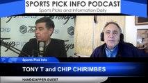 Clemson Ohio St College Football Pick Tony T Chip Chirimbes 12/28/2019