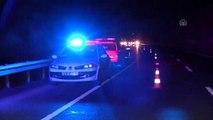 Bilecik-Eskişehir yolunda otobüs kazası: 6 yaralı