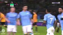 شاهد ملخص واهداف فوز ولفرهامبتون على مانشستر سيتي 3-2 في الوقت القاتل من الدوري الانجليزي