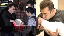Salman Khan CRAZY DOUBLE Celebrations on His Birthday - Salman Khan Birthday - Ayat Sharma
