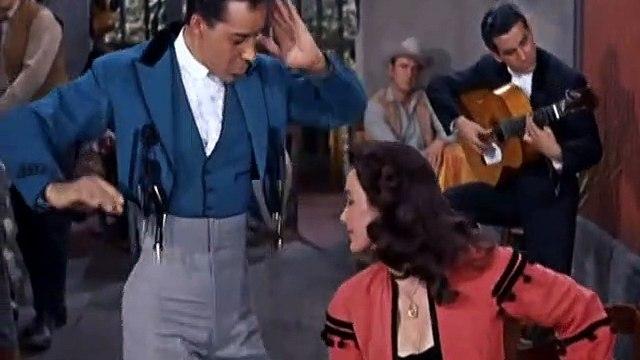 """Classic TV Westerns - Bonanza - """"The Spanish Grant"""" (1960)"""