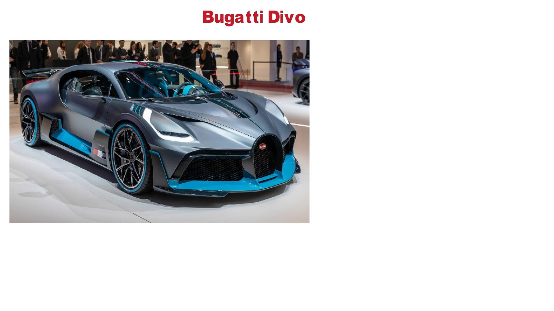 10 million$  bugatti divo review 2020 ( supercar review 2020)
