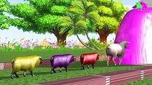 Los animales de granja y sus crías se transforman en animales salvajes y sus crías -16 parte 16
