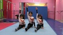 SPORCU AİLELER - Milli takım antrenörü anne babanın, madalya avcısı şampiyon çocukları - HATAY