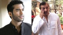 Kushal Punjabi's friend Chetan Hansraj cries badly on his last rite; Watch video | FilmiBeat