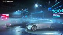Turquia lança primeiros carros elétricos de produção nacional