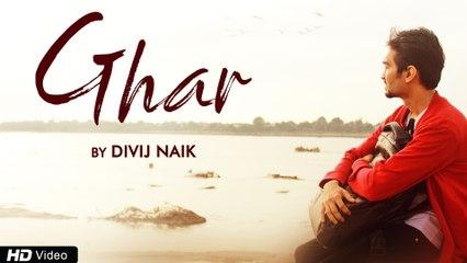 Ghar | Divij Naik | Latest Gujarati Single | Red Ribbon Gujarati