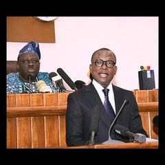 Émotion du ministre de l'agriculture au cours du discours sur l'état de la Nation (Explications)