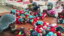 बाज़ार में मिलने वाले 67 फीसदी ख़िलौने बच्चों की सेहत के लिए खतरनाक