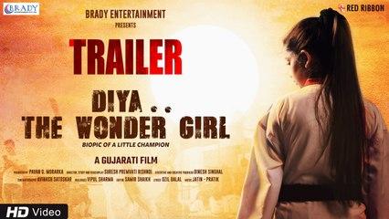 Diya The Wonder Girl | Official Trailer | Diya Patel, Diveyaa Dwivedi | Brady Entertainment | 29 Nov