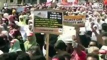 विपक्षी दलों के बाद 10 सहयोगियों ने भी एनआरसी पर बीजेपी का विरोध किया