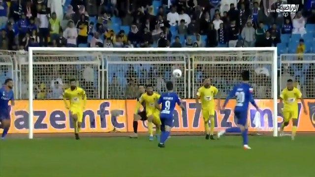 La superbe reprise de volée décisive de Giovinco avec Al Hilal