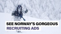 Now we all have to join the Norwegian military