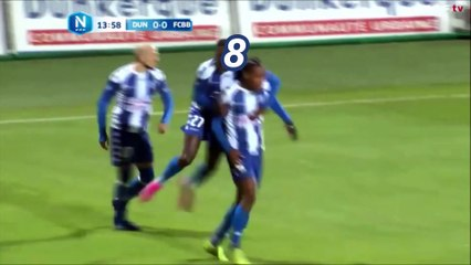 Buts phase aller 2019-2020