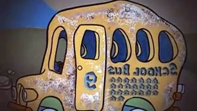 Flintstones S02E03 (The Missing Bus)