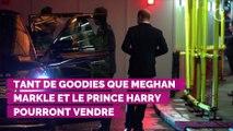 Meghan Markle et le prince Harry : comment leur nom pourra bien leur rapporter gros