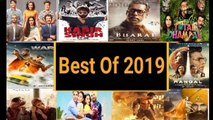Top Bollywood Movies of 2019 || Best Hindi Films of 2019 || Bollywood Movies Review and Income
