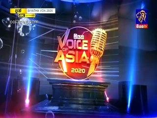 Siyatha Voice of Asia 2020 - 28-12-2019 Part 2