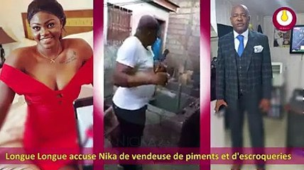 Longue Longue accuse Nika de vendeuse de piment