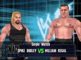 WWF Invasion No Mercy Mod Matches Spike Dudley vs William Regal
