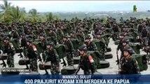 TNI Tambah Pasukan di Nduga Papua
