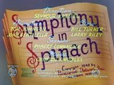 Video Symphony in Spinach (1948)