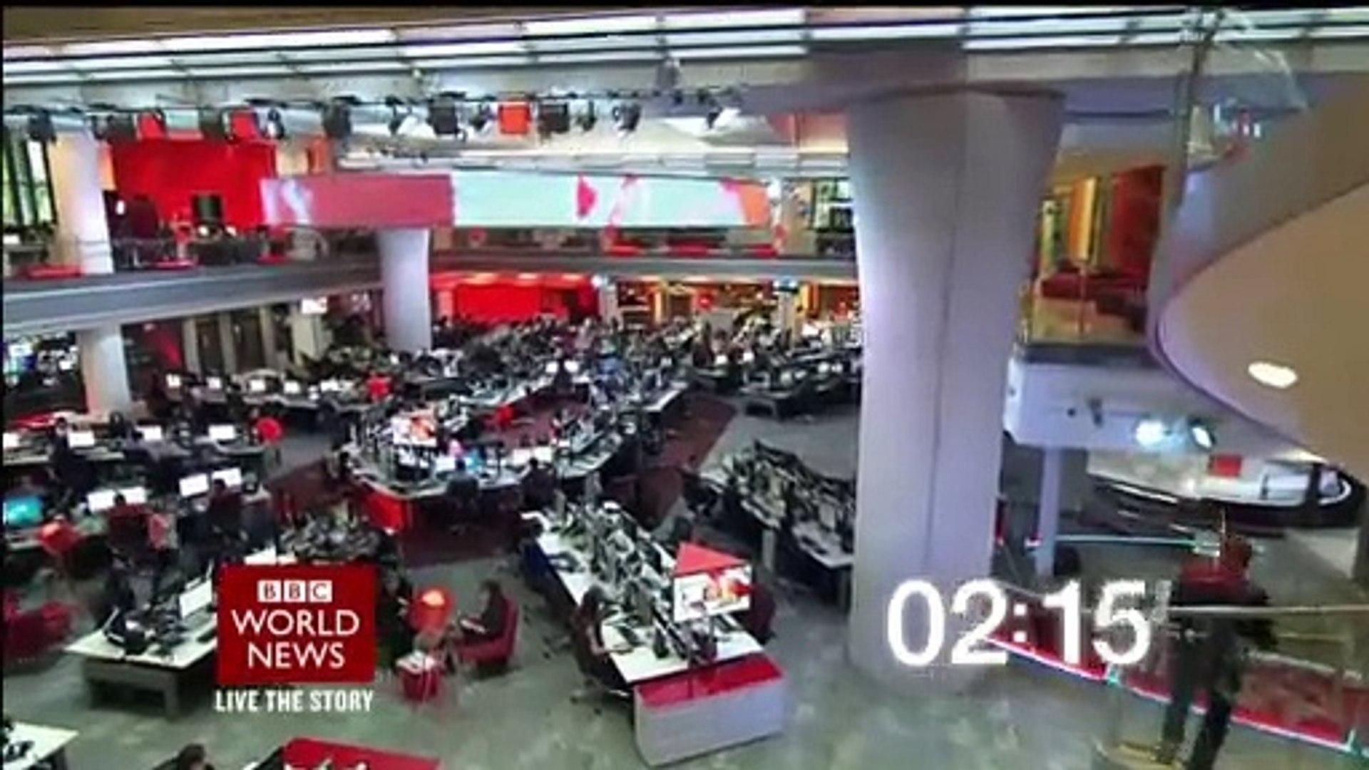 BBC World News countdown - opening 2018