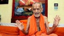 Pejavara Mutt Seer Vishwesha Teertha Swami passes away in Karnataka's Udupi
