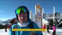 Le défi des stations de ski face au réchauffement climatique