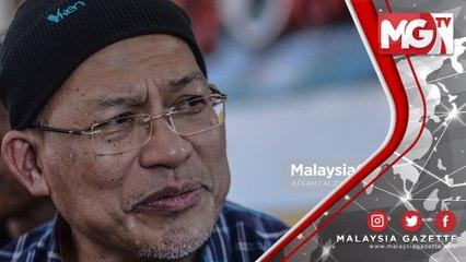 TERKINI : Siti Hasmah Kena Ingatkan Suaminya Serah Jawatan PM kepada Anwar – Saari