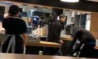 Deux jeunes braquent un McDonald's à Meyzieu !
