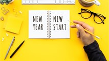 Five Reasons Why New Year's Resolutions Don't Stick