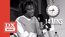 Juice Wrld's Freestyle Ability Highlighted In 'Fire In The Booth' 14-Minute Video