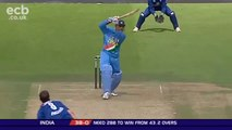 One Of The Greatest ODI Matches Ever _ England v India NatWest Series Final 2002 - Full Highlights || India Vs England Cricket Match Highlight 2002