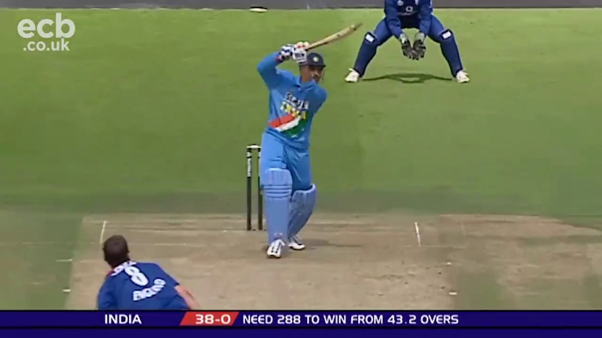 One Of The Greatest ODI Matches Ever _ England v India NatWest Series Final 2002 - Full Highlights    India Vs England Cricket Match Highlight 2002