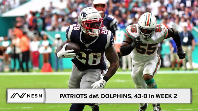 NESN Pregame Chat: Dolphins vs. Patriots NFL Week 17 Preview