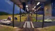 Cab Ride along Sweden's Largest Model Railway Layout and Fiddle Yards - Video by Pilentum Television about rail transport modeling, trains, model railroading, railway modelling, model railways and model railroads