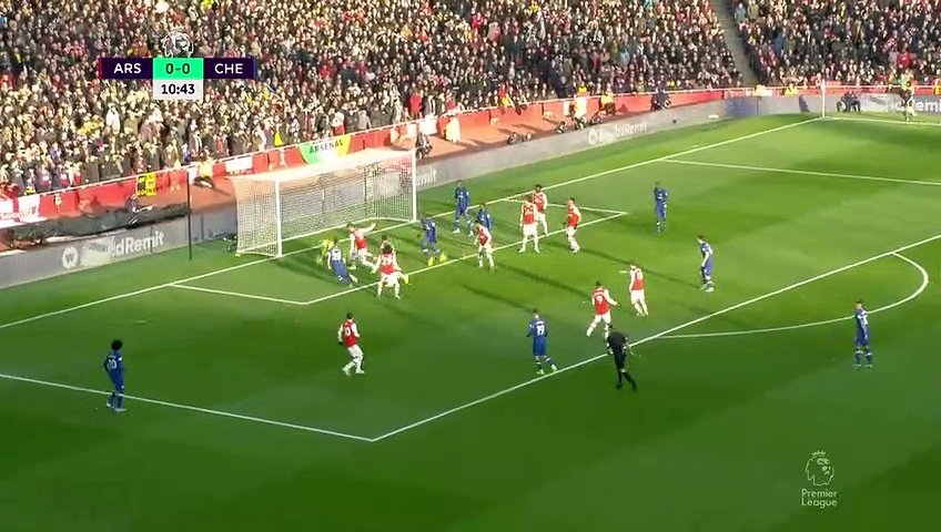 Arsenal - Chelsea (1-2) - Maç Özeti - Premier League 2019/20