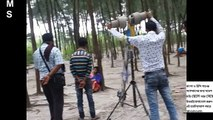 Making of movie song l Song shooting l How to shoot low budget movie l shooting scene