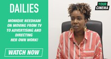 Director Monique Needham on moving from TV to advertising and now directing her own work!