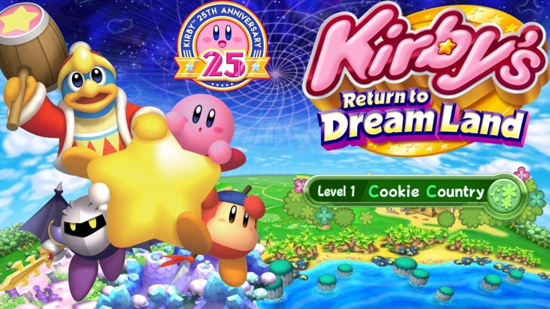Kirby S Return To Dream Land 100 Walkthrough Full Game Wii