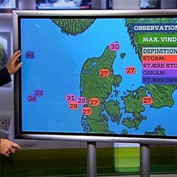 Året der gik ~ Vejret 2012 | TV2 Danmark