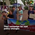 10-year-old Colombian Boy Fights Climate Change