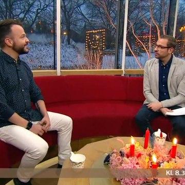 Bryan Rice ~ Interview om Jul | Go Morgen Danmark | TV2 Danmark