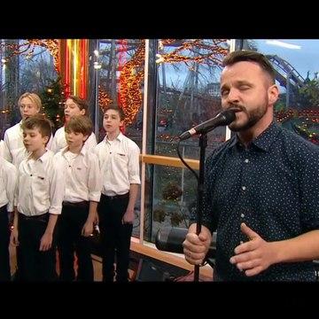 Bryan Rice Feat. Det Danske Drengekor ~ Ønsketid | Go Morgen Danmark | TV2 Danmark