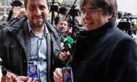 """La Justicia belga suspende la Euroorden contra Puigdemont y Comín: """"Son inmunes"""""""