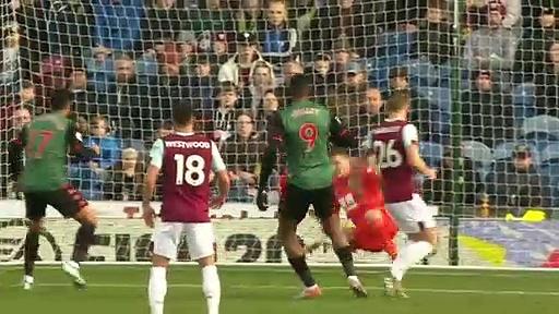 Burnley - Aston Villa (1-2) - Maç Özeti - Premier League 2019/20