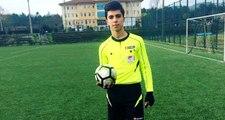 Hakemi yumruklayarak bayıltan oyuncu 1 yıl futboldan men edildi